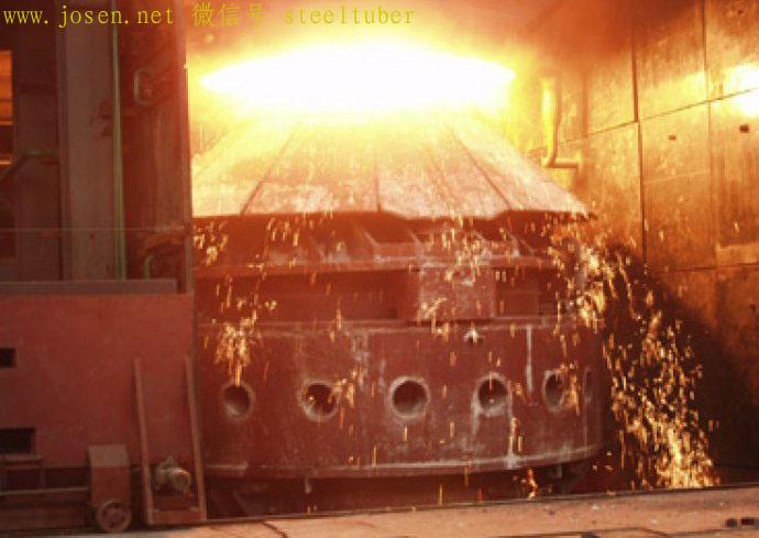 150吨转炉炼钢景象.jpg